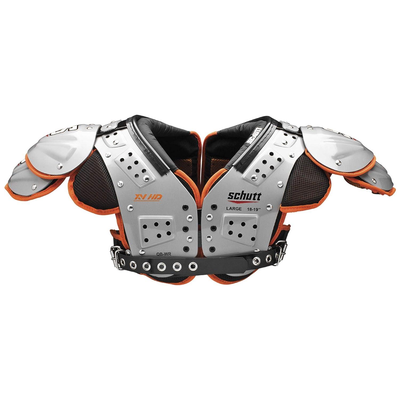 Schutt Sports Varsity XV HD 肩パッド QB/WR用  Medium