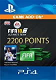 FIFA 18 Ultimate Team - 2200 FIFA Points | PS4 Download Code - UK Account