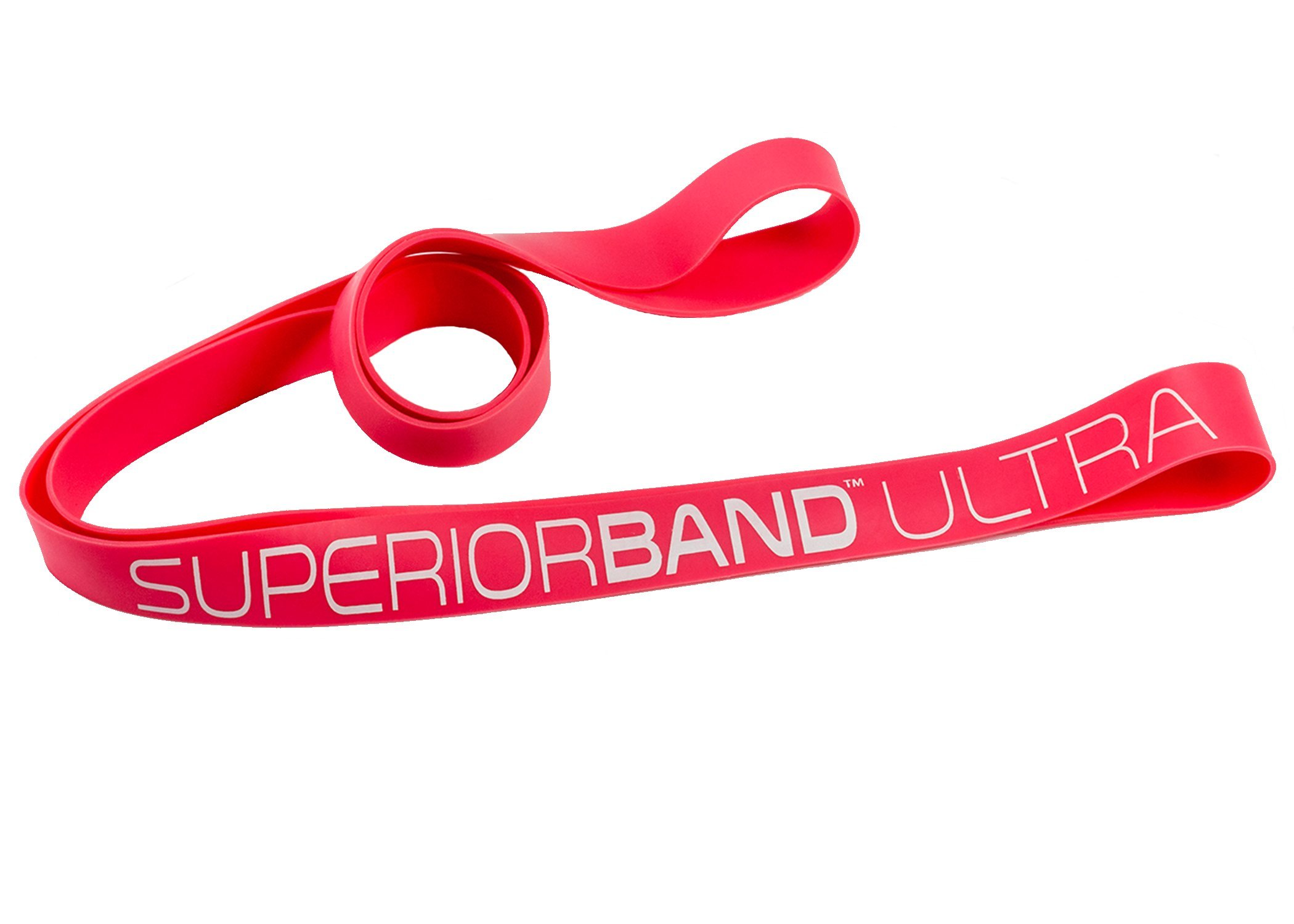 SUPERIORBAND ULTRA - PINK The Serious Ballet Stretch Band for Dance, Gymnastic and Fitness Training by SuperiorBand