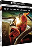 Spider-Man 2 [4K Ultra HD + Blu-ray + Digital UltraViolet]
