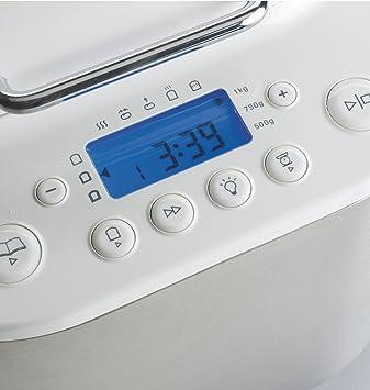 Kenwood - Panificadora Bm366 Breadmaker + Fan Eu Pl Int ...