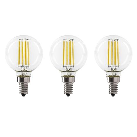 Amazon.com: xtricity Globe G16.5 LED regulable foco, 5,5 ...