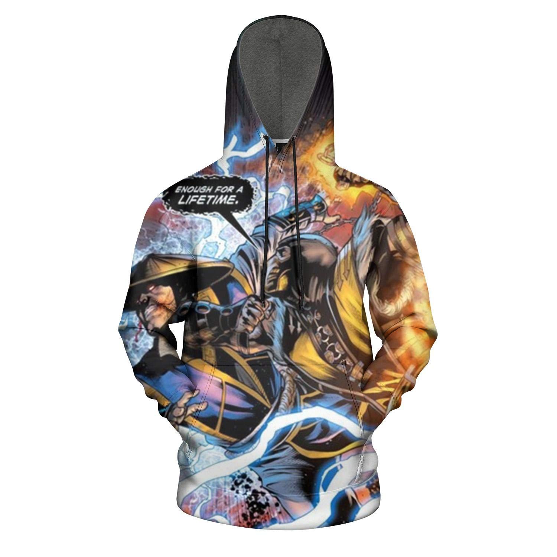 NEW zipped hoody hooded sweatshirt Scorpions /'Black Out/' Zip Hoodie