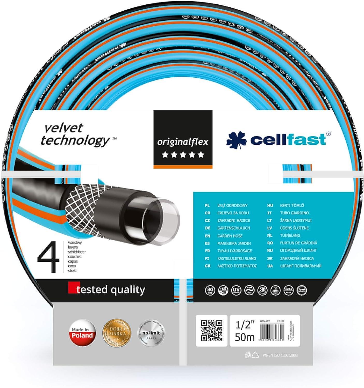 Cellfast ORIGINALFLEX - Manguera de jardín (1/2