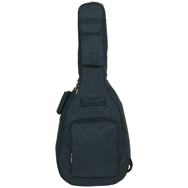 ROCKBAG RB20513B STUDENT LINE 1/2 Guitarra Clásica Negra: Amazon ...