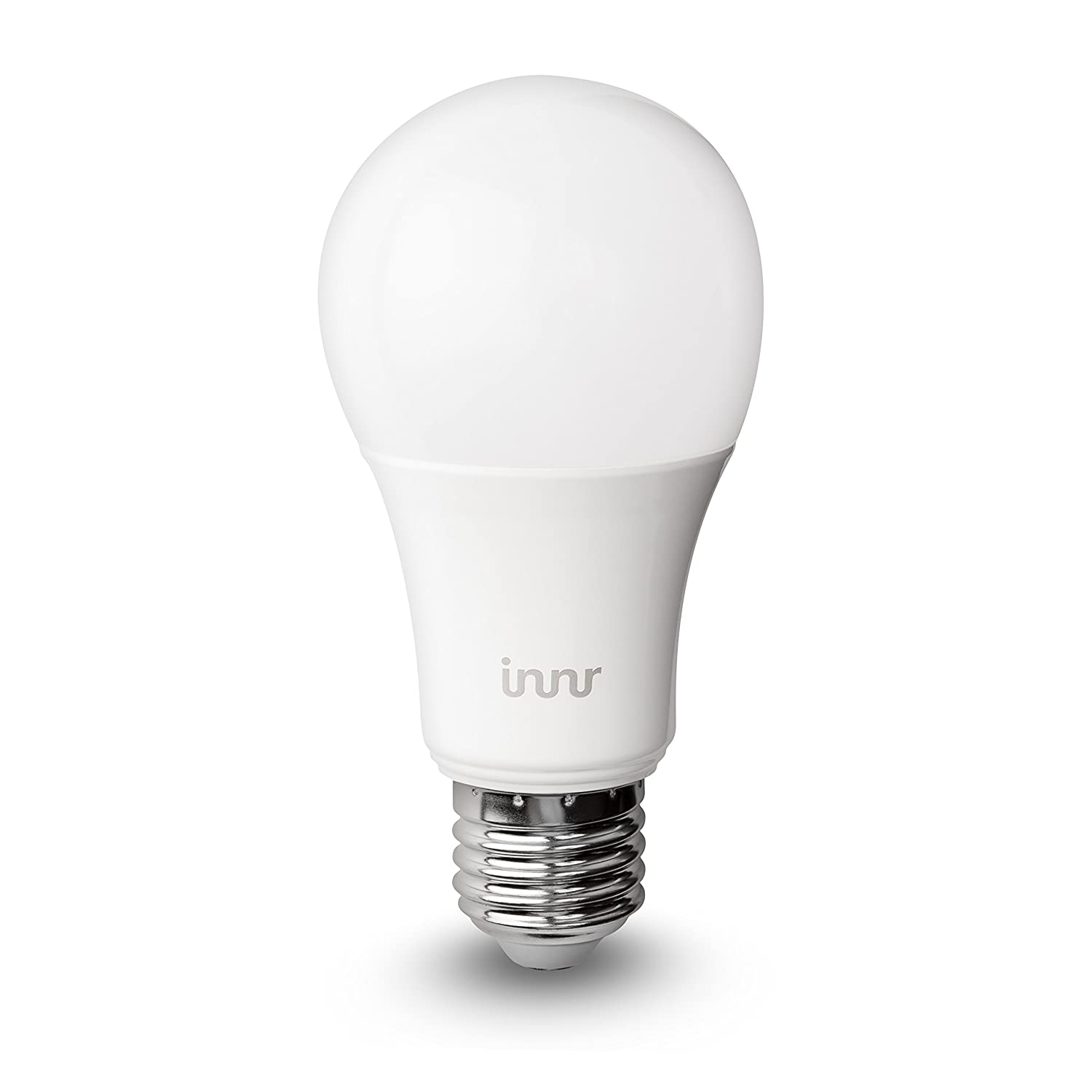 Innr E27 Smart LED Lampe, Color, dimmbar, RGBW, kompatibel mit Echo ...