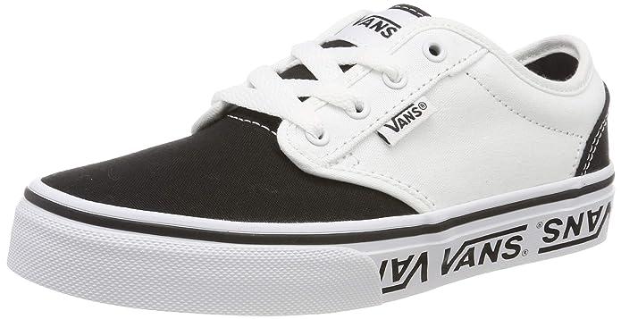 Vans Atwood Sneakers Jungen / Kinder Schwarz Weiß