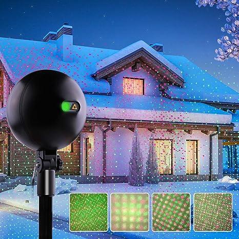 christmas lights laser lights christmas projector lights landscape spotlights waterproof outdoor xmas light for - Christmas Projector Outdoor