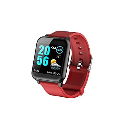 Amazon.com: ZO2 Reloj inteligente Bluetooth impermeable ...