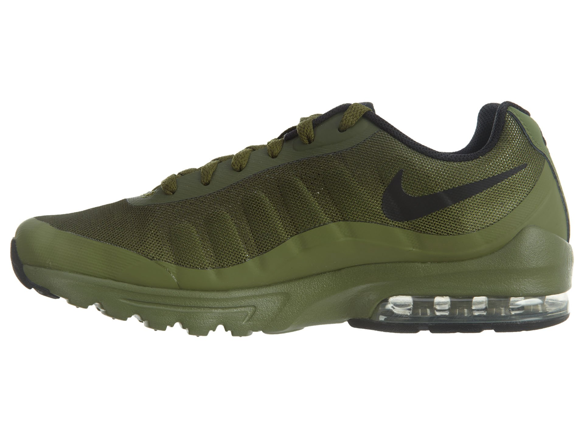 buy online ffb3d b86bf ... cheap nike mens air max invigor print palm green black legion green  running shoe 10.5 men