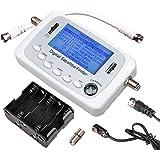 Satfinder SF 3000 digital mit LCD-Display (Sat-Finder SF-3000 mit Satellitenerkennung und Kompass)