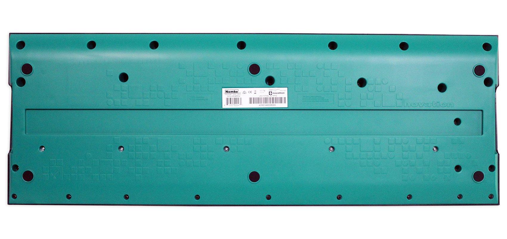 Novation LAUNCHKEY-49-MK2 49-Key USB MIDI Keyboard Controller+Mic+Case+Cable by Novation (Image #4)