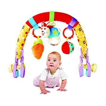 Amazon.com : Beautiful Baby Car Seat Infant Seat Stroller Toys ...
