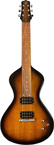2019 Asher Guitars Electro Hawaiian Lap Steel Guitar