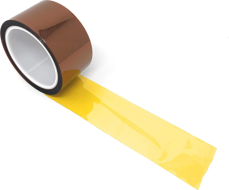 APT - Cinta adhesiva de poliimida de Kapton de 1 mm de grosor ...