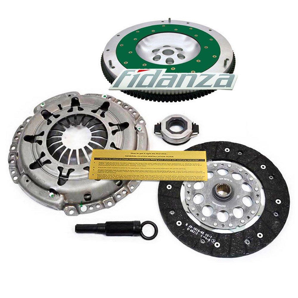 exedy Kit de embrague & Fidanza 143291 volante para 02 - 06 Altima Sentra SE-R qr25de: Amazon.es: Coche y moto
