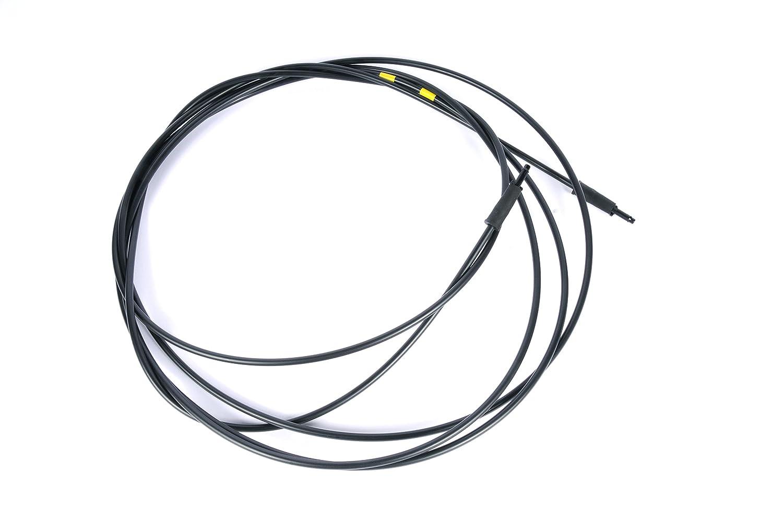 Pro Braking PBK1181-TBL-PUR Front//Rear Braided Brake Line Transparent Blue Hose /& Stainless Purple Banjos