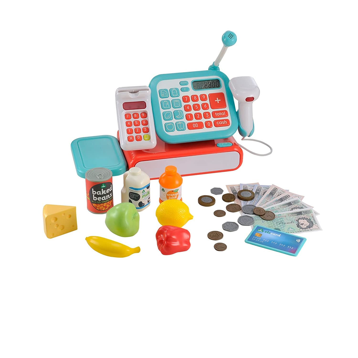 Early Learning Centre Figurines Cash Register Early Learning