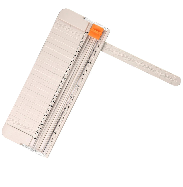 JLS 9090 Taglierina per carta con ricambio delle lame, (Due) Jielisi JLS-9090-Blade