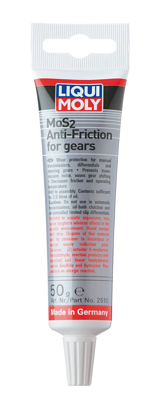 Liqui Moly Mos2 Anti friction for Gears Liqui Moly GmbH 2510
