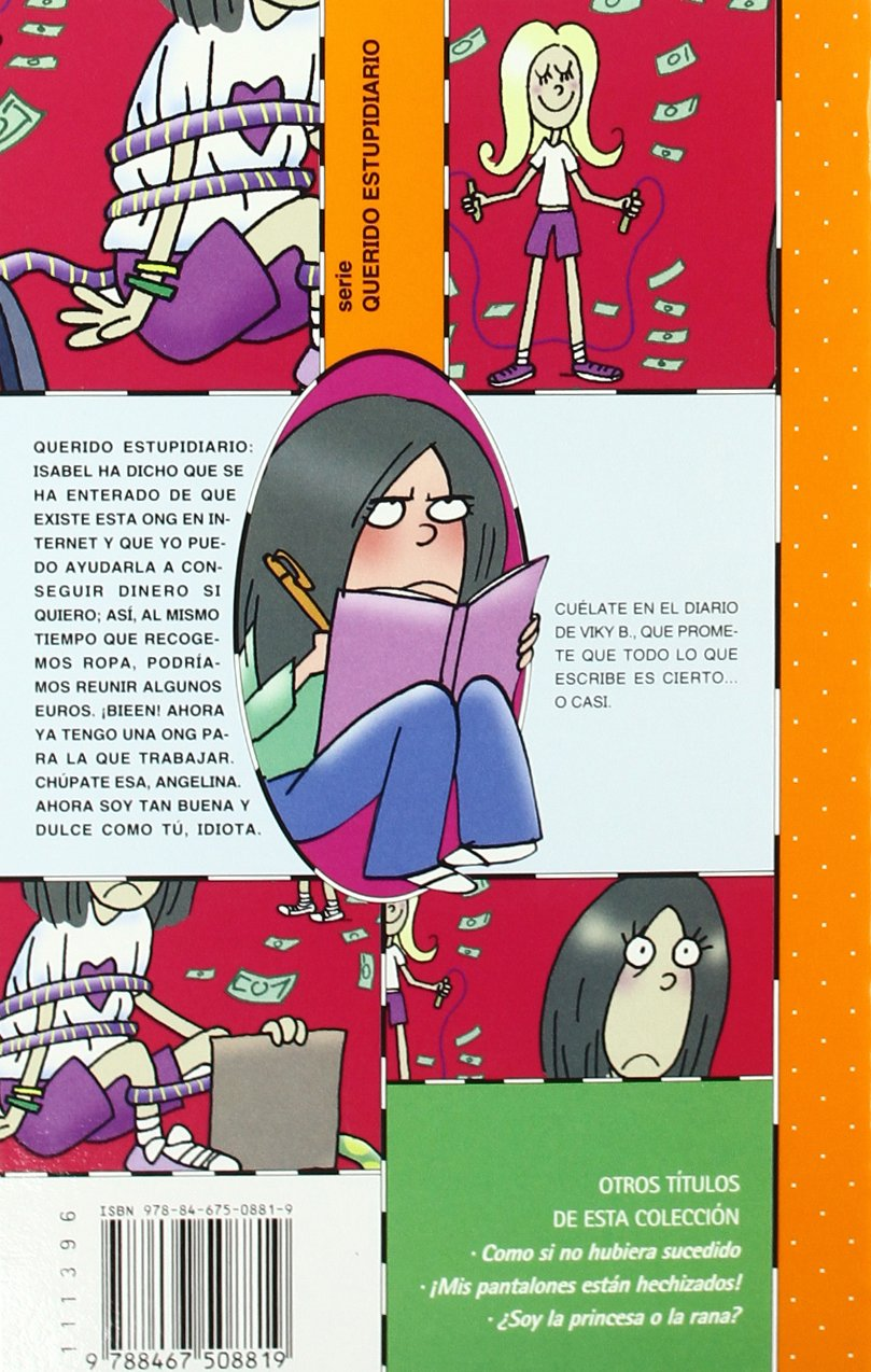Mejor no hagas nada (Barco de Vapor Naranja): Amazon.es: Jim Benton, María Dolores Crispín: Libros