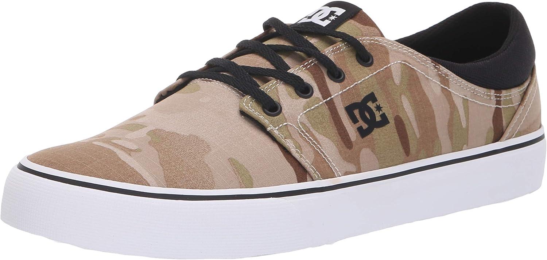 DC Men s Trase Tx Se Skate Shoe