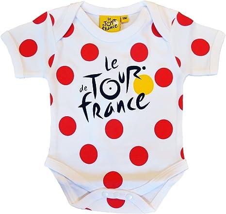 Le Tour de France - Body para bebé, diseño de Grimpeur de ciclismo: Amazon.es: Deportes y aire libre