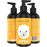 Petlab Squeaky Clean 500ml- Dog Shampoo | Flea and Tick Deterant | Tea Tree and Eucalyptus Oil Pet Shampoo | Pet Odour…