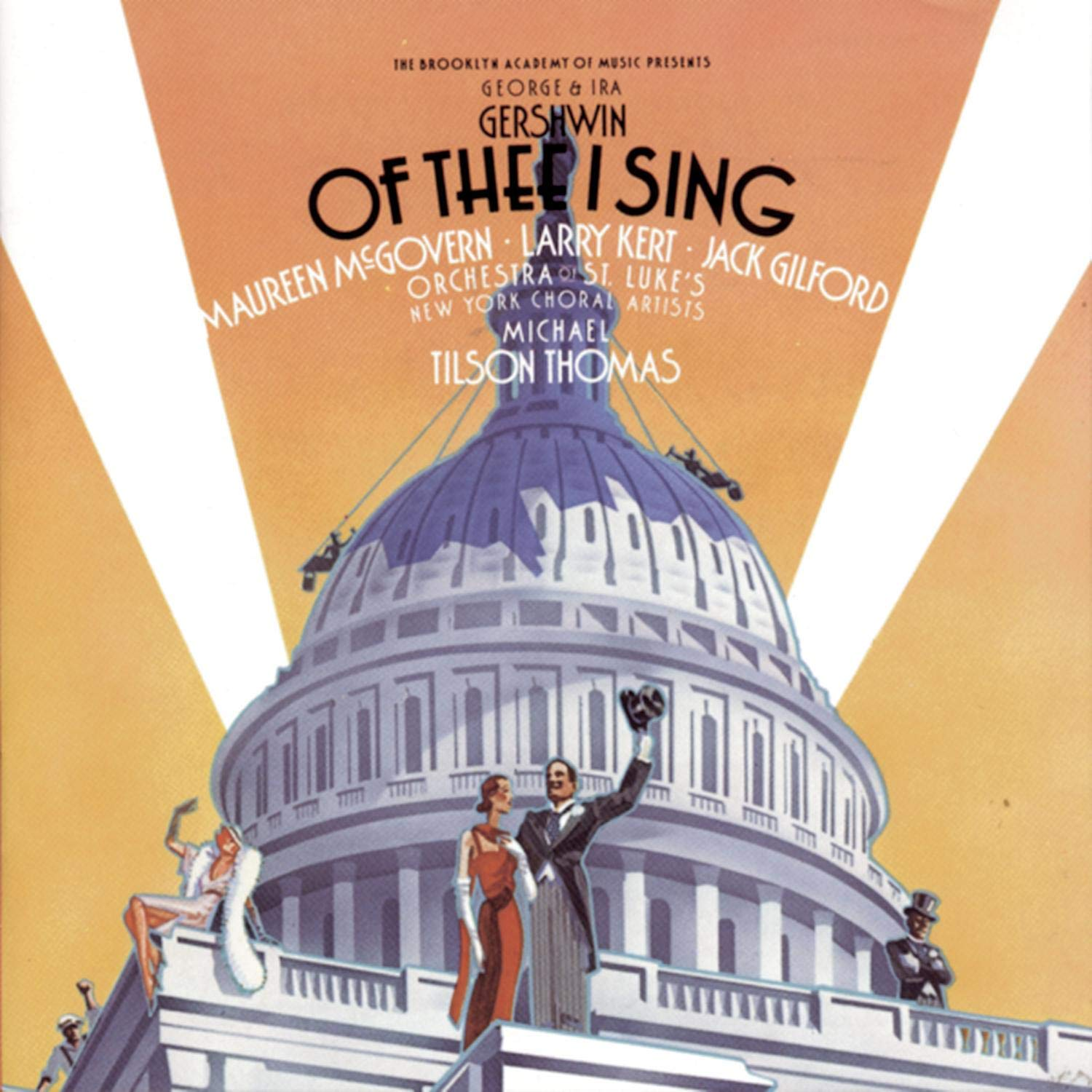 Of Thee I Sing / Let 'em Eat Cake (1987 Studio Recording) by Sony Classical