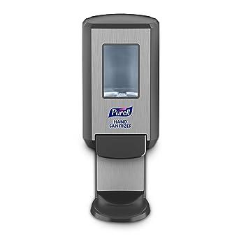 Amazon Com Purell Cs4 Push Style Dispenser Graphite Dispenser
