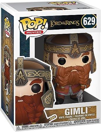 POP! Vinilo.,LOTR/Hobbit,Gimli