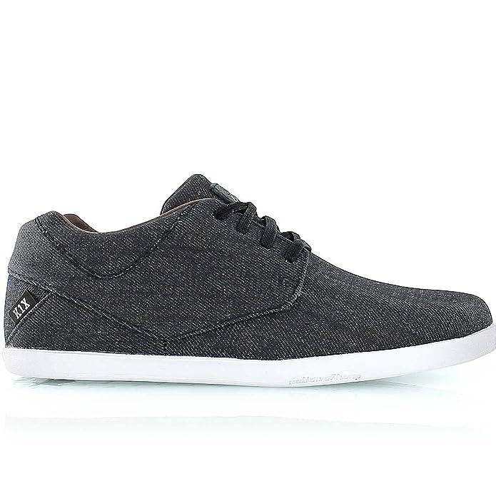 Herren Sneakers Dressup, Größe 40 EU, Farbe braun/weiss/denim K1X