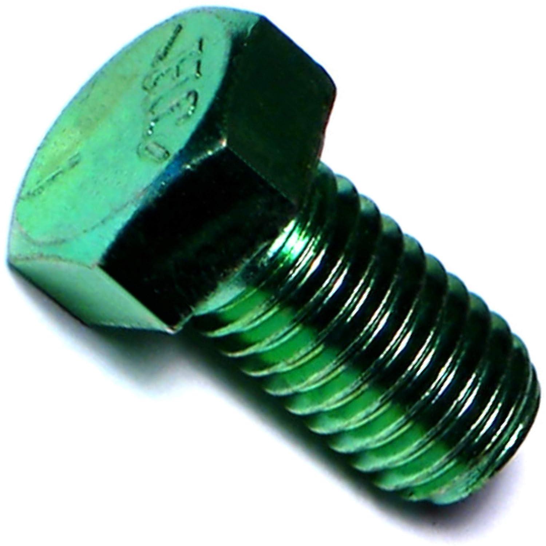 91-Piece 9//16-12 x 1-Inch Hard-to-Find Fastener 014973377113 Grade 5 Coarse Hex Cap Screws