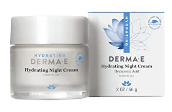 Derma E, Hydrating Night Cream, 2 oz(pack of 3) 3 Pack - Eau Thermale AvГЁne Tolerance Extreme Cleansing Milk 6.7 oz