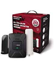 weBoost Drive 4G-X RV 470410 Cell Phone Signal Booster for Your RV or Motorhome – Verizon, AT&T, T-Mobile, Sprint - Enhance Your Cell Phone Signal up to 32x