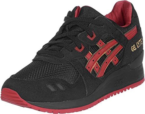 free shipping 1ce69 479a5 ASICS Onitsuka Tiger Gel Lyte III 3 H460N-9090 Sneaker Shoes ...