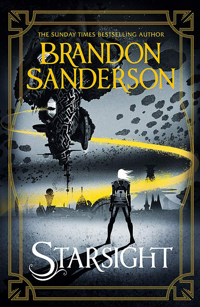 Image result for Starsight by Brandon Sanderson""