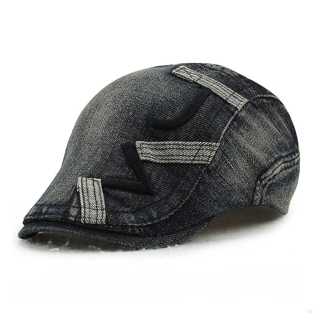 TJBGADIEMS Herren Kappe M/ütze Cool Cap Kappe Ivy Kappe Sommer TJB-WZX592