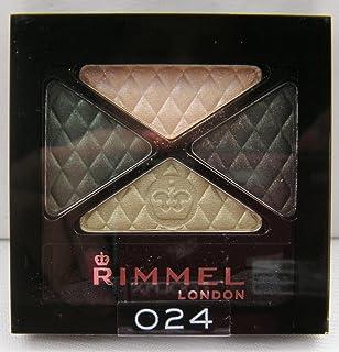 Glam'Eyes HD Quad Eyeshadow Palette - English Oak by Rimmel #18