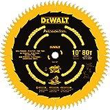 DEWALT 10-Inch Miter / Table Saw Blade, Fine