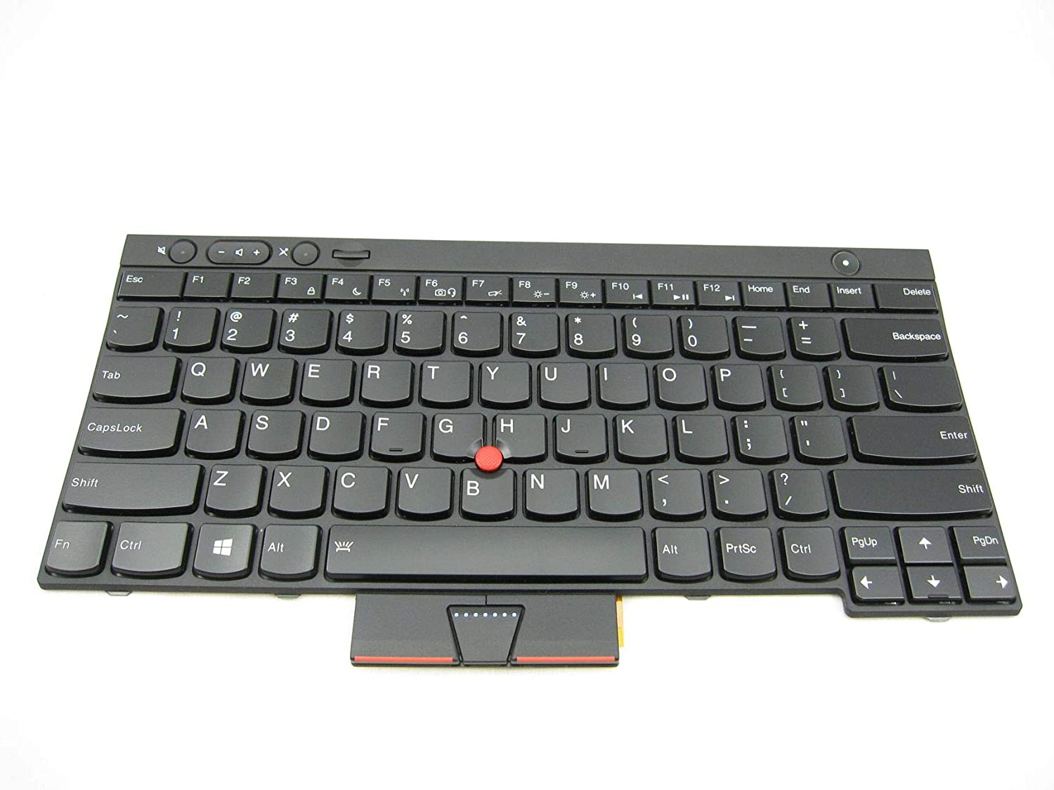 Tellus Remarketing APS Lenovo L430 L530 T430 T530 X230 W530 US Internationale Hintergrundbeleuchtung Tastatur
