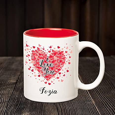 fozia name love