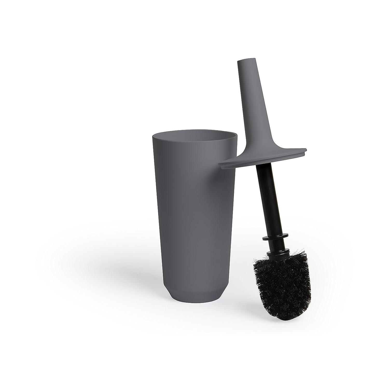 Amazon.com: Umbra Corsa Toilet Brush, Charcoal: Home & Kitchen