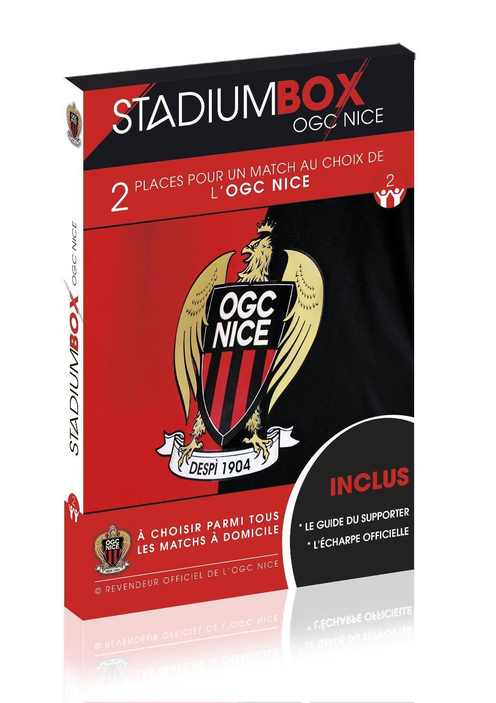 StadiumBox OGC Nice (avec écharpe) Travel Stadium