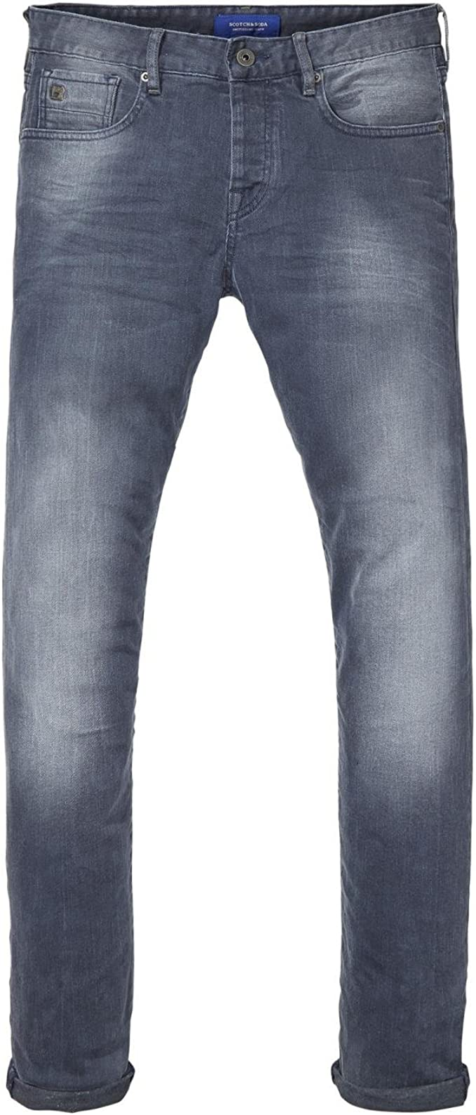 Scotch /& Soda Ralston-Shooting Star Jeans para Hombre
