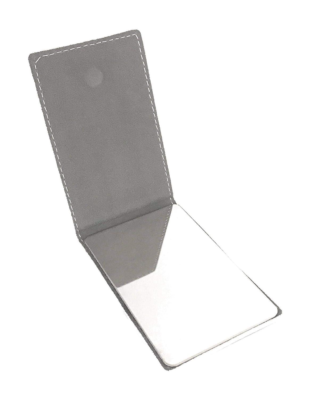 Cool Markha Shatterproof Folding Mirror Standing Mirror Small Desk Mirror White Download Free Architecture Designs Scobabritishbridgeorg