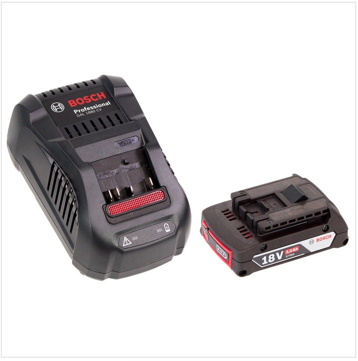 Bosch GBL 18 V de 120 batería Ventilador soplador de hojas ...