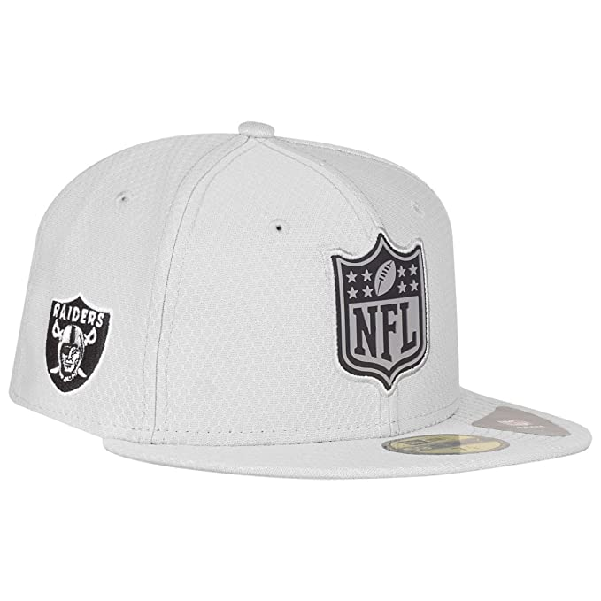 A NEW ERA Gorra 59Fifty League Logo Raiders by gorragorra de ...