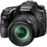Sony Alpha SLT-A57M 16.1 MP Exmor APS HD CMOS Sensor DSLR with Translucent Mirror Technology and 18-135mm Lens