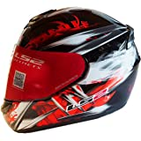 LS2 FF351 Wolf - Motorrad-Helm - Integralhelm - ACU Gold